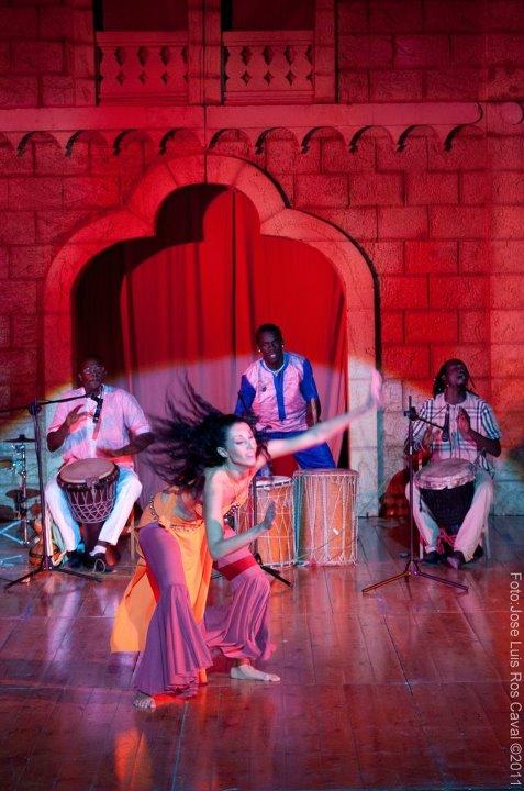 Lambalima con danza. Crevillente 2011.
