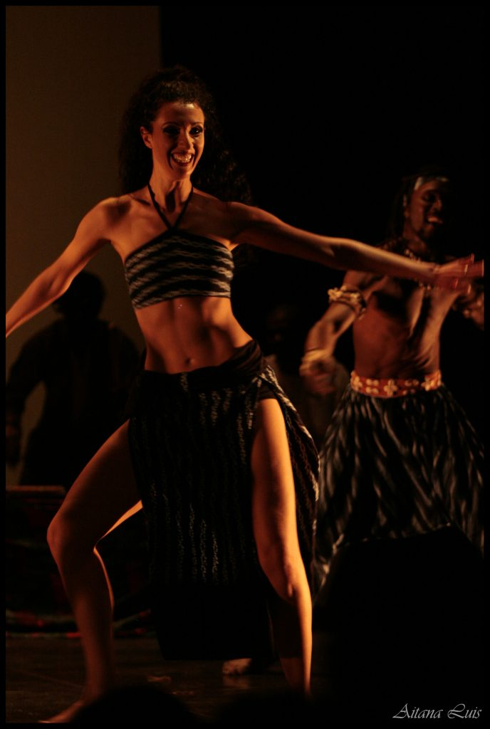 Bailar con África. Marzo 2010. 045