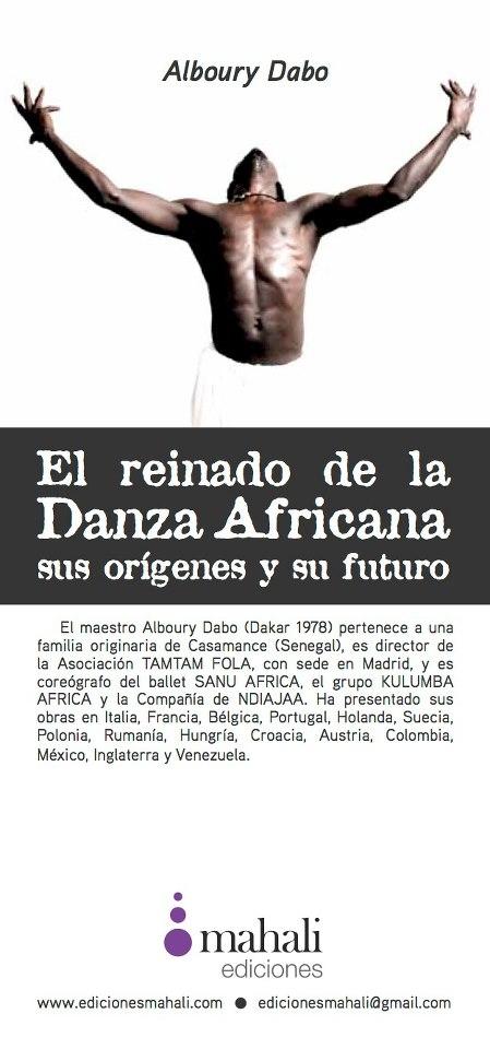 Invitación El Reinado de la Danza Africana